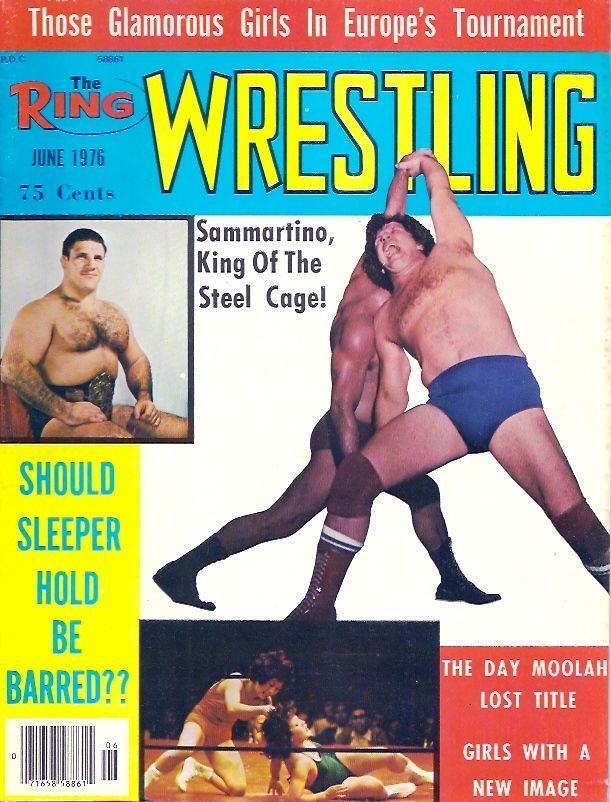 The Ring Wrestling - June 1976