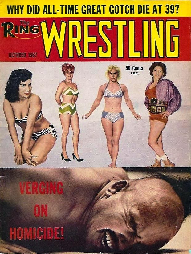 The Ring Wrestling - October 1967