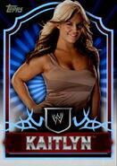 2011 Topps WWE Classic Wrestling Kaitlyn 38