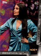 2018 WWE Women's Division (Topps) Zelina Vega 46