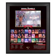 Edge Royal Rumble 2021 20 x 24 Commemorative Plaque