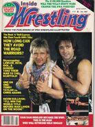 Inside Wrestling - October 1987