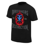 The Brothers of Destruction 2018 Authentic T-Shirt
