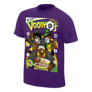 WrestleMania 34 Voody-O's The New Day T-Shirt