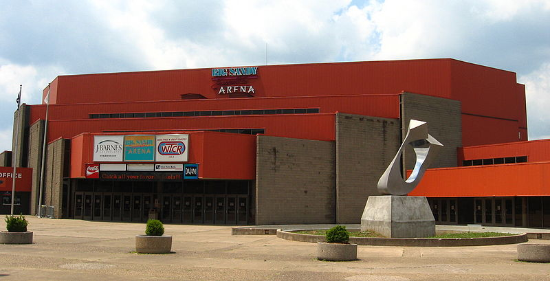 Big Sandy Superstore Arena