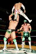 CMLL Domingos Arena Mexico (June 10, 2018) 21