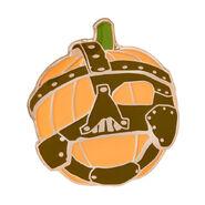 Mankind Limited Edition Pumpkin Pin