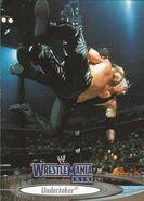 2003 WWE WrestleMania XIX (Fleer) Undertaker 59
