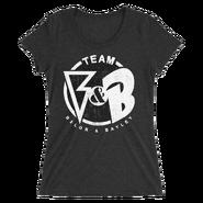 FINN BÁLOR & BAYLEY MMC TEAM B&B WOMEN'S TRI-BLEND T-SHIRT