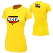 Hulk Hogan Hulkster Rules women's 30th T-Shirt