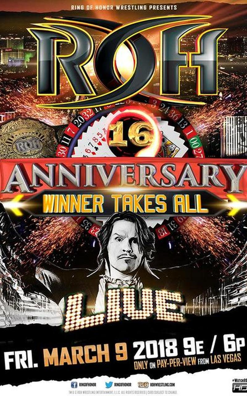 ROH 16th Anniversary Show