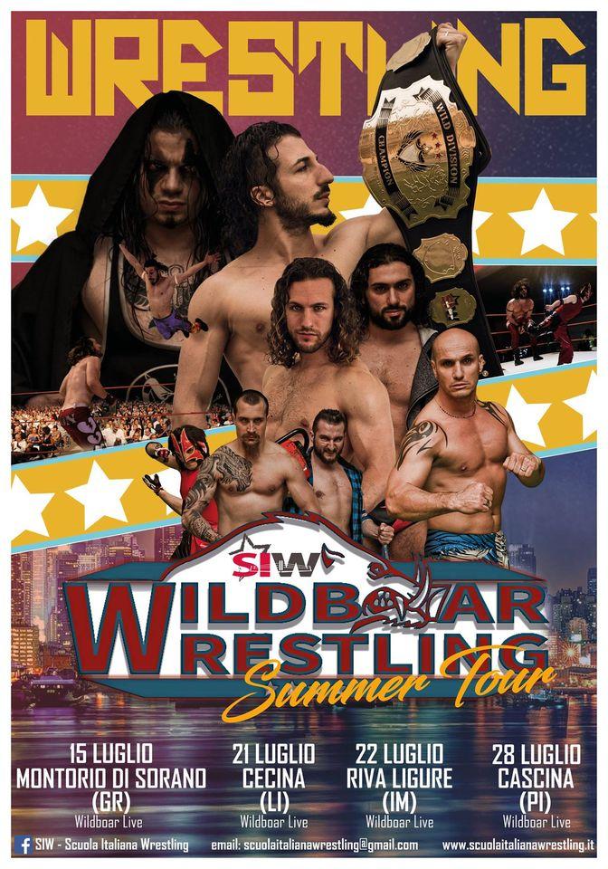 SIW Wildboar Summer Tour 2017 Night 1