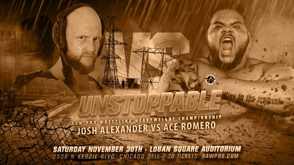 AAW Unstoppable 2019