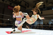Ice Ribbon & Actwres girl'Z Joint Show 4