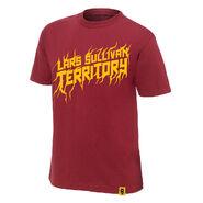 Lars Sullivan NXT Authentic T-Shirt