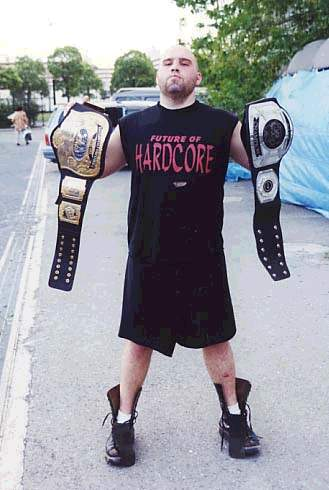 CZW World Heavyweight Championship/Champion Gallery