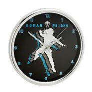 Roman Reigns 12 inch Chrome Wall Clock
