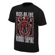 Roman Reigns Rise of the Roman Empire Youth T-Shirt