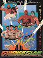 SummerSlam 1991 Poster