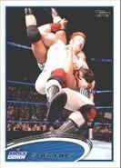 2012 WWE (Topps) Sheamus 4