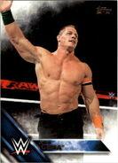 2016 WWE (Topps) Then, Now, Forever John Cena 125