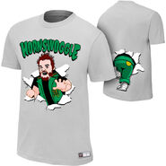 Hornswoggle Breaking Out Authentic T-Shirt