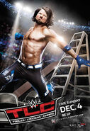 TLC Tables, Ladders, & Chairs 2016 poster