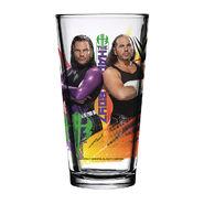 The Hardy Boyz 2018 Toon Tumbler Pint Glass