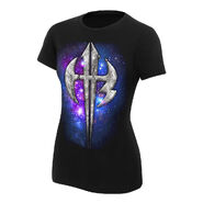 The Hardy Boyz Space & Time Women's Authentic T-Shirt
