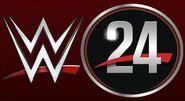 WWE 24 logo