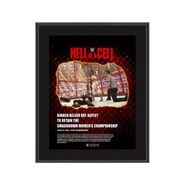 Bianca Belair Hell in A Cell 2021 10 x 13 Commemorative Plaque