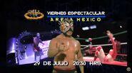 CMLL Lunes Arena Puebla (July 25, 2016) 14