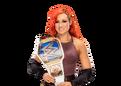 1 WWE Smackdown Women's Champion Becky Lynch