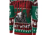 """""""The Fiend"""" Bray Wyatt """"Let Me In"""" Ugly Holiday Sweater"""