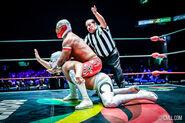 CMLL Domingos Arena Mexico (January 26, 2020) 14