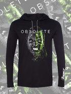 Jeff Hardy Obsolete Hooded T-Shirt