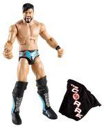 WWE Elite 12 Justin Gabriel