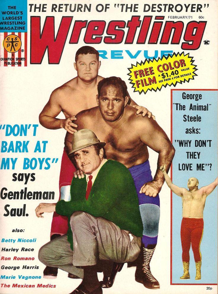 Wrestling Revue - February 1971