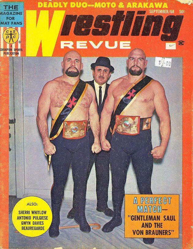 Wrestling Revue - September 1968