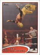 2012 WWE (Topps) Rey Mysterio 45
