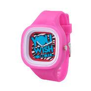 Dolph Ziggler Flex Watch - Pink