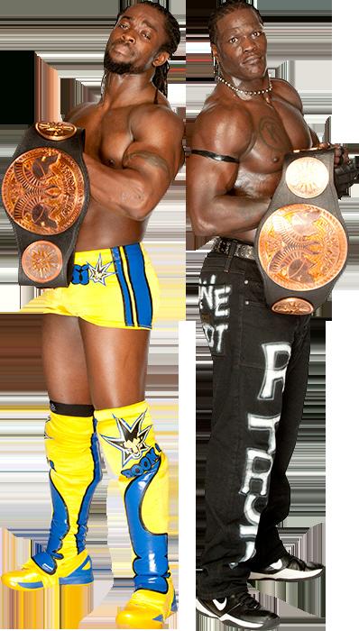 Kofi Kingston & R-Truth