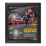 The VaudeVillains NXT TakeOver Brooklyn 15 x 17 Photo Collage Plaque