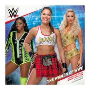 The Women of WWE 2020 Wall Calendar