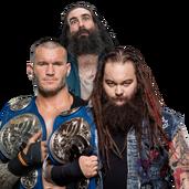 The Wyatt Family Smackdown Tag Team Champions
