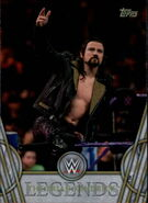 2018 Legends of WWE (Topps) The Brian Kendrick 58