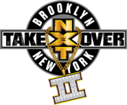 NXT TakeOver Brooklyn II logo