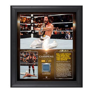 Seth Rollins Night of Champions 2015 15 x 17 Photo Collage Plaque