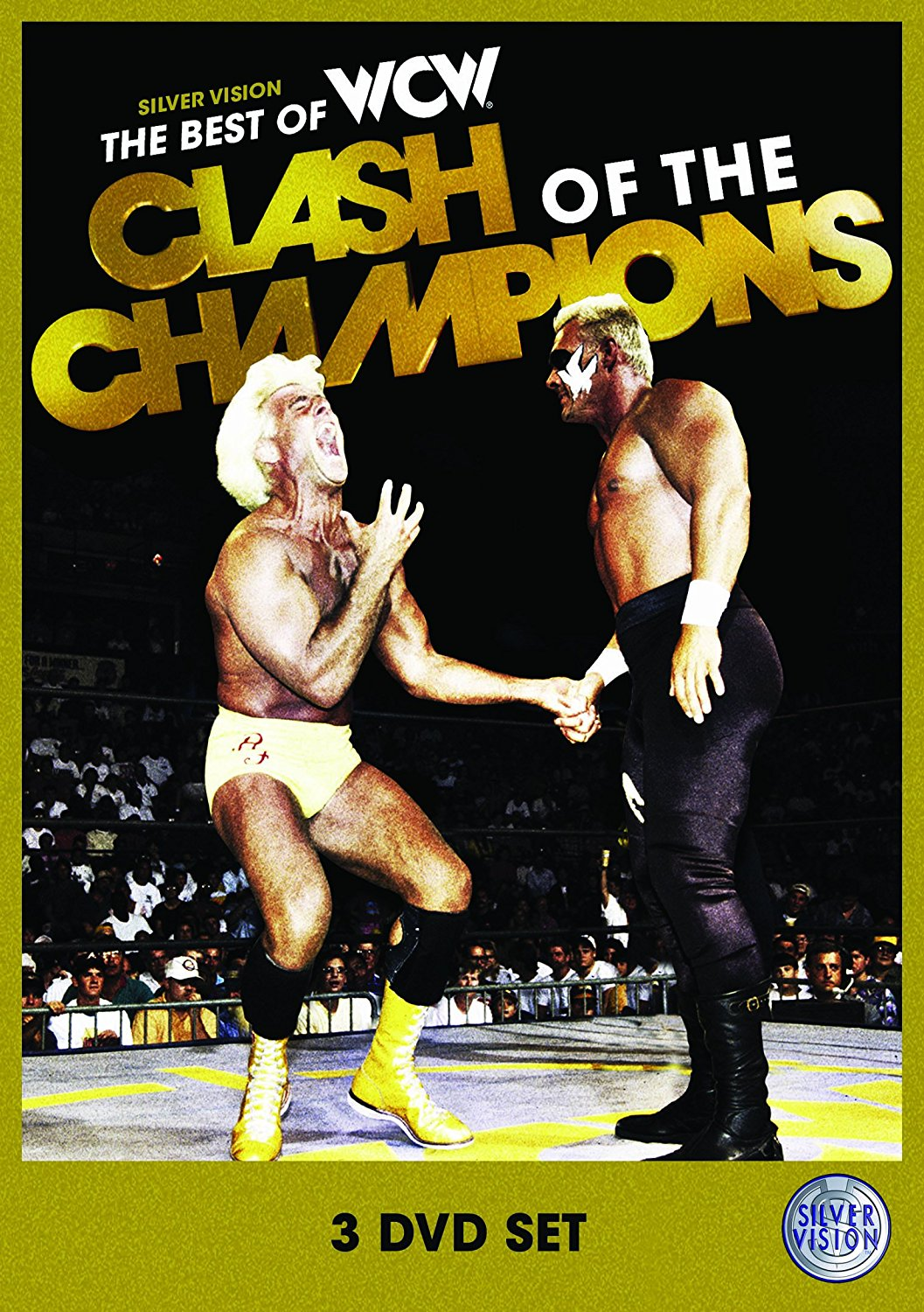The Best Of WCW Clash of The Champions