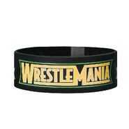 WrestleMania 34 Silicone Bracelet